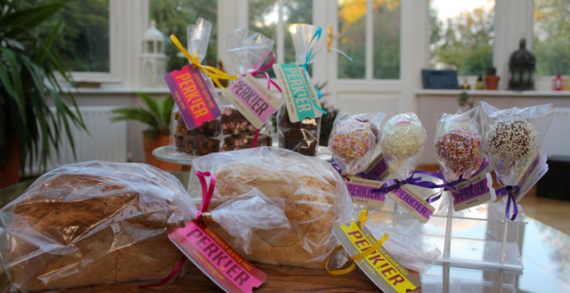 PERK!ER launched gloriously gluten free bread & treats into Whole Foods Market on 29th September 2012