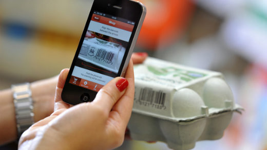Sainsbury's trials 'Mobile Scan & Go'