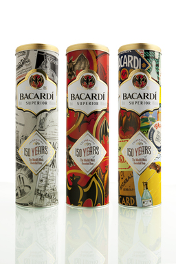 BACARDI TOASTS TO A FESTIVE SEASON WITH NEW GLOBAL GIFT PACKS ...