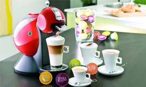 Nestlé brings Nescafé Dolce Gusto to Australia