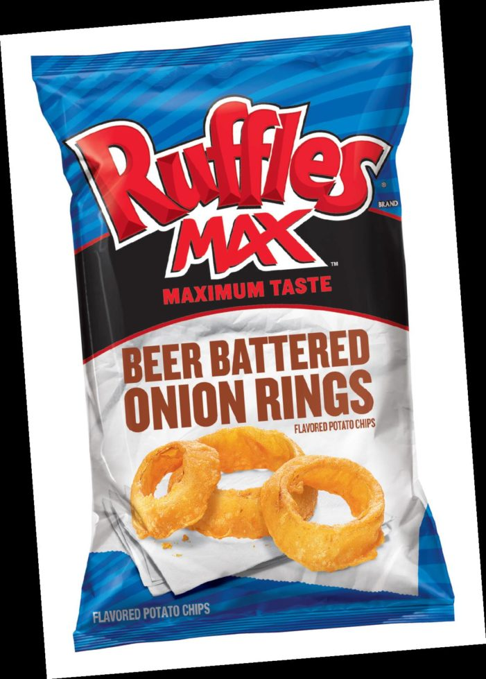 Ruffles Launch The Ultimate Party Snack For Guys