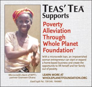 ITO EN TEAS' TEA WHOLE PLANET FOUNDATION