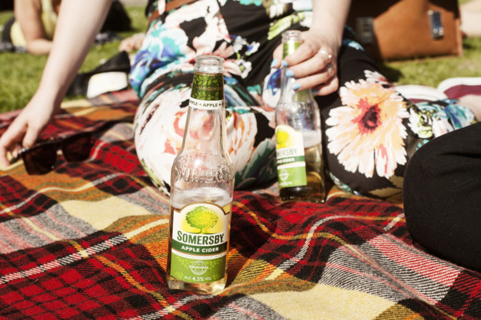 Somersby: Fastest-Growing Of The Global Top 10 Cider Brands In 2012