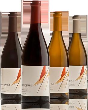 presquile-wine-bottles