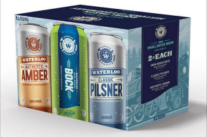 BRICK BREWING CO. LIMITED - Waterloo Brewing Co. introduces Smal