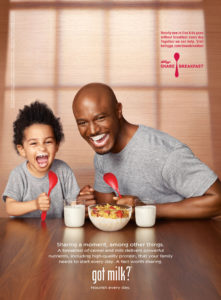 MILK PROCESSOR EDUCATION PROGRAM (MILKPEP) TAYE DIGGS