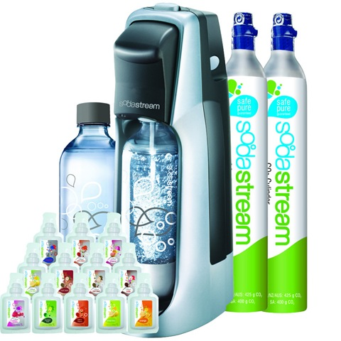 EBOOST and SodaStream Join Forces