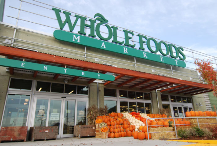 Whole Foods Market commits to full GMO transparency