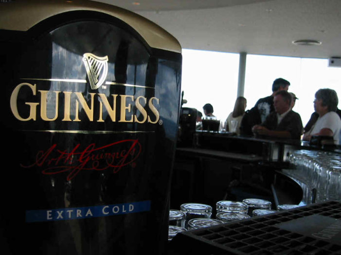 Seymour Powell Designs New Guinness Tap