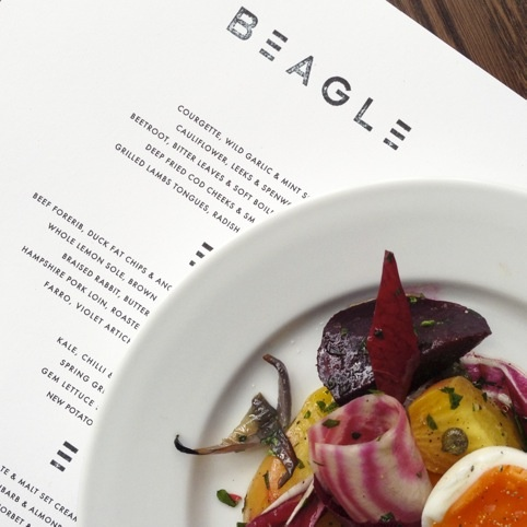 Beagle Restaurant Opens In East London Railway Arches