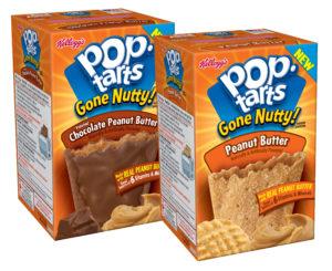 KELLOGG COMPANY POP-TARTS 'GONE NUTTY!