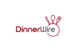 DINNERWIRE.COM LOGO
