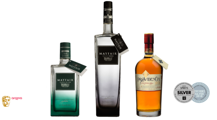 Mayfair English Vodka to Fuel Arqiva British Academy Television Awards' After Party