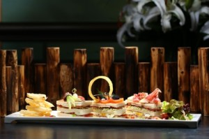 Love Food and Luxury? Bring on the Club Sandwich