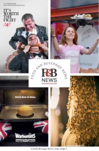 F&B News EZine - Issue 2 Cover