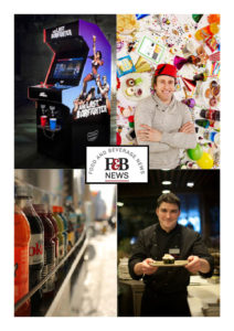 F&B News e-Zine - Issue 1 Cover