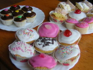 Small Cakes For Kids