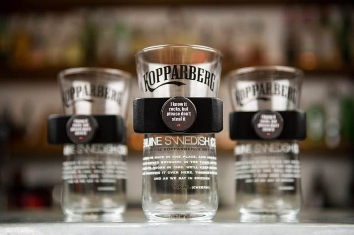 Kopparberg Introduces Security Tag to Deter Pint Glass Thieves