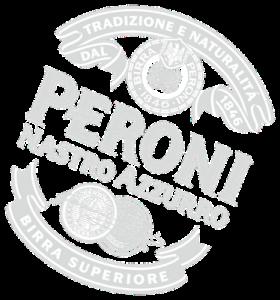 Peroni Nastro Azzurro badge