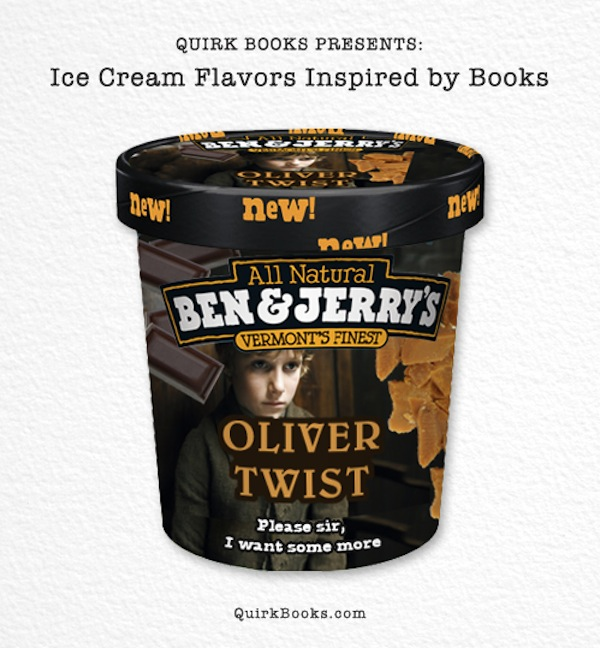 "Oliver Twist: Indulge in this mix of rich dark chocolate and simple vanilla flavors with a smattering of English Toffee. Eat sparingly, for a combination like this begs you to ask, ""Please, sir, I want some more."""