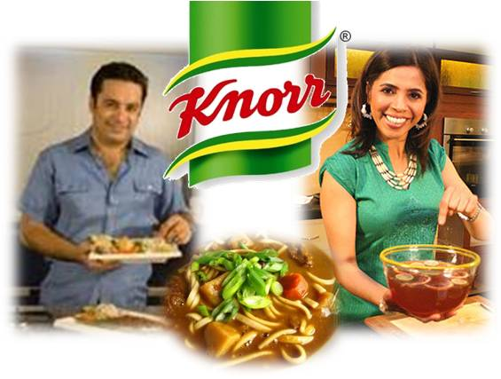 Unilever Launches Digital Push to Fuel £12m Knorr Brand Drive