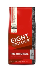 EIGHT O'CLOCK COFFEE WHOLE BEAN COFFEE - THE ORIGINAL