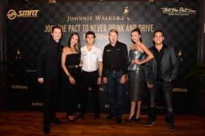 JOHNNIE WALKER® Pledges a Million Kilometres of Safe Rides Home Around the World to Reinforce Responsible Drinking Message