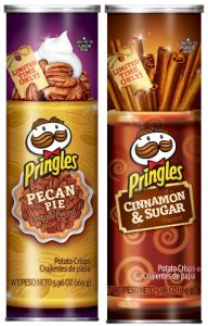 KELLOGG COMPANY PECAN PIE AND CINNAMON & SUGAR