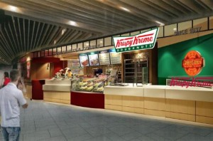 KRISPY KREME DOUGHNUT CORPORATION DOUGHNUT CAFE
