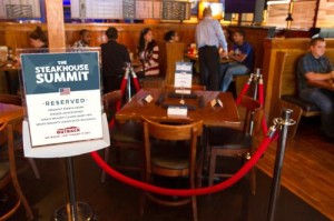 OUTBACK STEAKHOUSE STEAKHOUSE SUMMIT