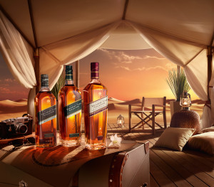 Johnnie Walker Explorers' Club Collection - The Royal Route is the jewel in the crown of the Trade Route Series