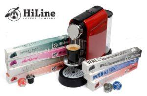 HILINE COFFEE COMPANY CAPSULES