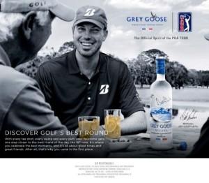 GREY GOOSE(R) VODKA PGA TOUR