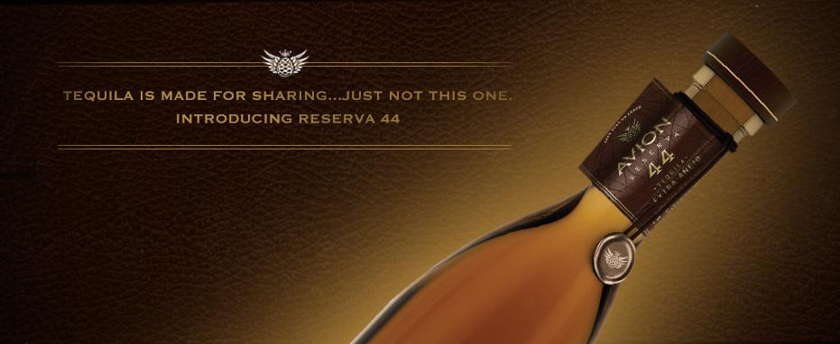Tequila Avion Introduces Avion Reserva 44 Fab News
