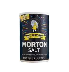 MORTON SALT, INC. 100TH