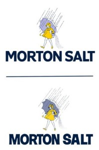 MORTON SALT, INC. LOGO