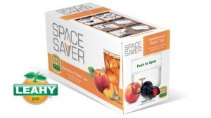 LEAHY-IFP SPACE SAVER BEVERAGES