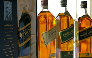 Diageo-scotch-whisky-bottles-range