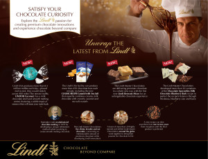 LINDT USA RICH HISTORY