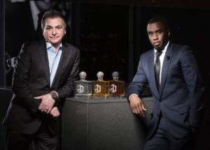 DIAGEO DIDDY AND LARRY SCHWARTZ