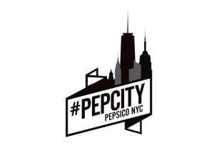 PEPSICO #PEPCITY LOGO