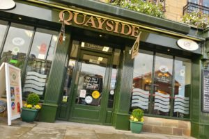 National Fish & Chip Shop Awards - Quayside fish & chip shop best in North East