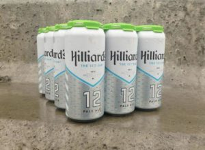 HILLIARD'S BEER 'THE 12TH CAN'