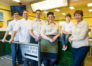PR Job: Quayside Fish and Chip Shop in Whitby