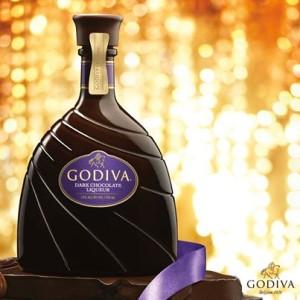 Diageo Introduces GODIVA Dark Chocolate Liqueur