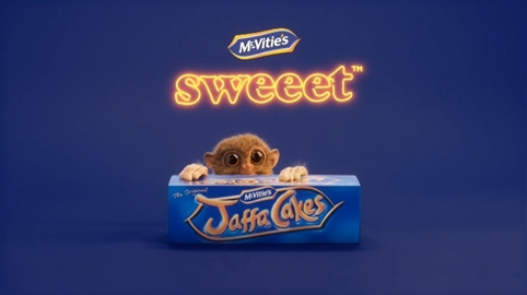 McVitie's in £12m Brand Relaunch With JKR