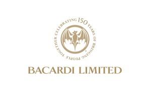 Bacardi 150 logo - Corporate Branding (GOLD)