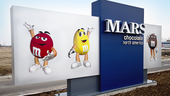 Mars Begins Production of Two of USA's Favorites in the Nation's Heartland