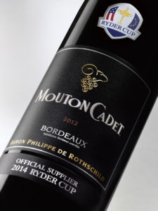 Mouton Cadet Ryder Cup Selection, the 2014 Ryder Cup Wine 2