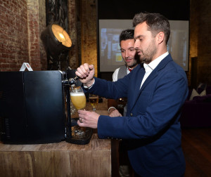 Stella Artois, PerfectDraft And Actor Jake Johnson Celebrate The Home Bar